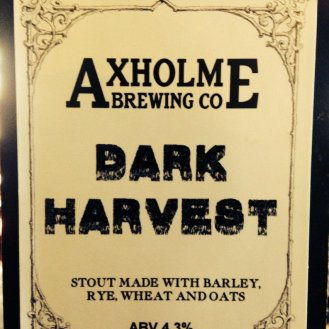 Acholme Dark Harvest